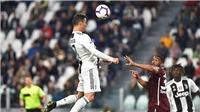 Juventus 1-1 Torino: Ronaldo lại giải cứu 'Bà đầm già'
