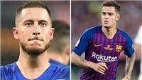 Chelsea nổ bom tấn 140 triệu bảng thay thế Hazard bất chấp tương lai của Sarri