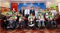 Lễ vinh danh thành tích 8 HCV cho các VĐV Paralympic Việt Nam