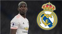 CHUYỂN NHƯỢNG Real 16/6: Pogba nổi loạn để rời MU sang Real. Bayern muốn giải cứu Bale