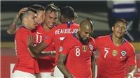 VIDEO bàn thắng Nhật Bản 0-4 Chile: Alexis Sanchez lập công, Chile khởi đầu thuận lợi