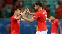 Ecuador 1-2 Chile: Sanchez tỏa sáng, Chile giành vé vào tứ kết sớm Copa America 2019