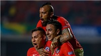 Ecuador 1-2 Chile: Sanchez lập công đưa Chile vào tứ kết Copa America 2019