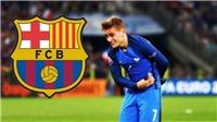 CHUYỂN NHƯỢNG Barca 27/6: Giục Neymar rời PSG. Griezmann trên đường tới Camp Nou