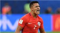 Lý do thực sự khiến Alexis Sanchez đá cho Chile hay hơn cho MU