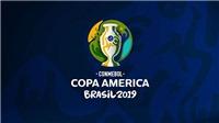 Copa America 2019: Thể thức và luật thi đấu sẽ thế nào?