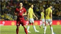 Link xem trực tiếp bóng đá Việt Nam vs Curacao. VTC1, VTV5, VTC3, VTV6. Chung kết King's Cup 2019