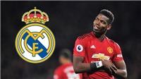 CHUYỂN NHƯỢNG 13/6: MU ra đề nghị khủng cho Griezmann. Real bán 10 ngôi sao chỉ để mua Pogba