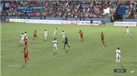 Chỉ đá 5 phút, cầu thủ Việt kiều Martin Lo bị xà ngang từ chối bàn thắng