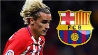Barca: Atletico cảnh báo Barcelona vì 'đi đêm' vụ chuyển nhượng Griezmann
