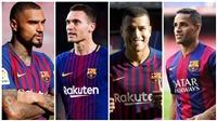 Chuyển nhượng Barca: 4 ngôi sao đội một nào sẽ ra đi ngay hôm nay?
