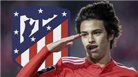 Qua mặt MU và Man City, Atletico biến Joao Felix thành ngôi sao đắt thứ 5 lịch sử