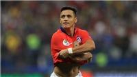 Xem trực tiếp bóng đá Chile đấu với Peru (7h30, 4/7), Copa America 2019. Trực tiếp FPT Play
