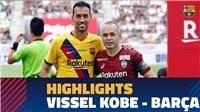 Vissel Kobe 0-2 Barca: Sao trẻ lập công, Barca thắng dễ đội bóng của Iniesta