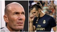 Real Madrid: Cuộc chiến tranh lạnh giữa Bale và Zidane đang đi vào bế tắc