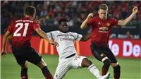 MU 2-2 AC Milan (pen 5-4): Thắng loạt đấu súng, MU nối dài mạch bất bại