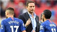 Chelsea thua đau, Lampard mắng Mourinho, dành lời khen cho MU