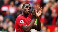 Fan MU cảm thấy khó hiểu với Pogba ở trận thắng trước Chelsea