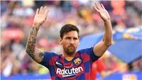 Barca: Chưa khai cuộc Liga, đã đón tin sốc về Messi