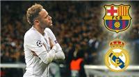 Bóng đá hôm nay 18/8: Đã có bản quyền trận Thái Lan vs Việt Nam. Barca tung chiêu cản Real mua Neymar