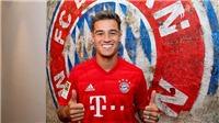 Coutinho ra mắt Bayern với chi tiết hợp đồng khủng, mặc áo số 10 của Robben