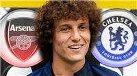 Chuyển nhượng bóng đá Anh: David Luiz nổi loạn ở Chelsea để được gia nhập Arsenal