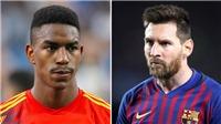 CHUYỂN NHƯỢNG Barca 9/8: Neymar lật kèo chọn Real. Tân binh Barca từng nói xấu Messi