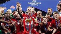 Liverpool thống trị đề cử Cầu thủ xuất sắc nhất Champions League 2018-2019