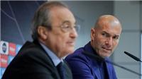 Real Madrid: Zidane cãi nhau to với chủ tịch Perez vì không mua được Pogba