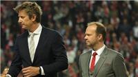 Tại sao MU không bổ nhiệm Van der Sar làm giám đốc kỹ thuật?