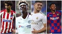10 sao trẻ hứa hẹn tỏa sáng ở Cúp C1 mùa giải 2019-20