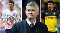 Tin tức chuyển nhượng 21/9: MU được khuyên mua 3 ngôi sao. Real Madrid vẫn chưa từ bỏ Pogba