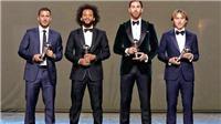 Tranh cãi nảy lửa khi nhiều cầu thủ Real có mặt trong đội hình tiêu biểu FIFA
