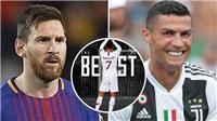 Đội tuyển Bồ Đào Nha gây tranh cãi khi tự trao giải The Best cho Ronaldo
