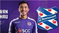Văn Hậu được đá chính cho đội trẻ Heerenveen, hòa nhập tốt với cả đội