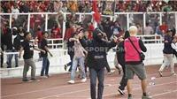 Vụ bạo loạn ở trận đấu với Malaysia có thể khiến Indonesia mất quyền đăng cai World Cup