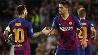 Fan bóng đá phát sốt với pha solo rồi kiến tạo đẳng cấp của Messi cho Suarez