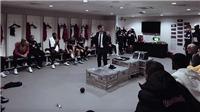 Lộ đoạn clip HLV Salzburg yêu cầu học trò 'tàn nhẫn' hơn với Van Dijk của Liverpool