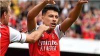 Gabriel Martinelli: Người hùng trẻ tuổi vừa đi vào lịch sử đang khiến CĐV Arsenal phát cuồng