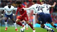 Kết quả bóng đá hôm nay: Liverpool đấu với Tottenham (23h30). K+, K+PM, K+PC