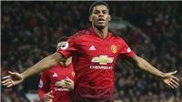 MU: Bất công cho Rashford khi làm tốt hơn Ronaldo vẫn bị chỉ trích