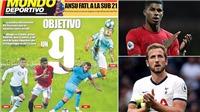 Đá siêu tệ ở MU, Rashford vẫn ' lọt mắt xanh' Barcelona