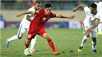 Việt Nam và Indonesia đá thế nào trong 5 lần gặp nhau gần nhất?