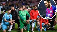 Bóng đá hôm nay 7/11: Messi và dàn sao Barca bị tố ứng xử tệ. Wenger tiết lộ lý do Hazard mờ nhạt tại Real