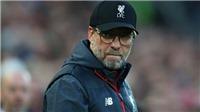 Liverpool: Juergen Klopp nói điều khiến cho các sếp bóng đá phải buồn lòng