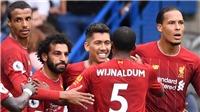 KẾT QUẢ BÓNG ĐÁ: Liverpool vs Crystal Palace, Arsenal vs Southampton