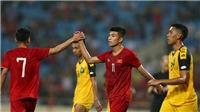 U23 Brunei toàn thua cả 4 trận khi gặp Việt Nam, thủng lưới 27 lần, không ghi được bàn nào