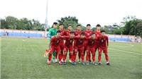 Trực tiếp bóng đá VTV6: U22 Việt Nam đấu với U22 Lào, SEA Games 30. Xem VTV5, VTV2