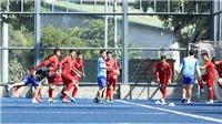 Bóng đá hôm nay 27/11: U22 Việt Nam tập luyện trên mặt cỏ lạ.Pogba sẽ không đá cho MU nữa