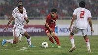 Công Phượng và những khoảnh khắc vạn người mê trong trận gặp UAE